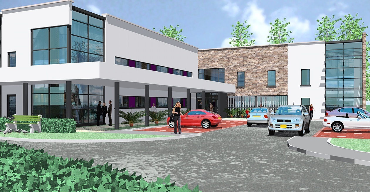 Nursing Home Ballycastle Project Images