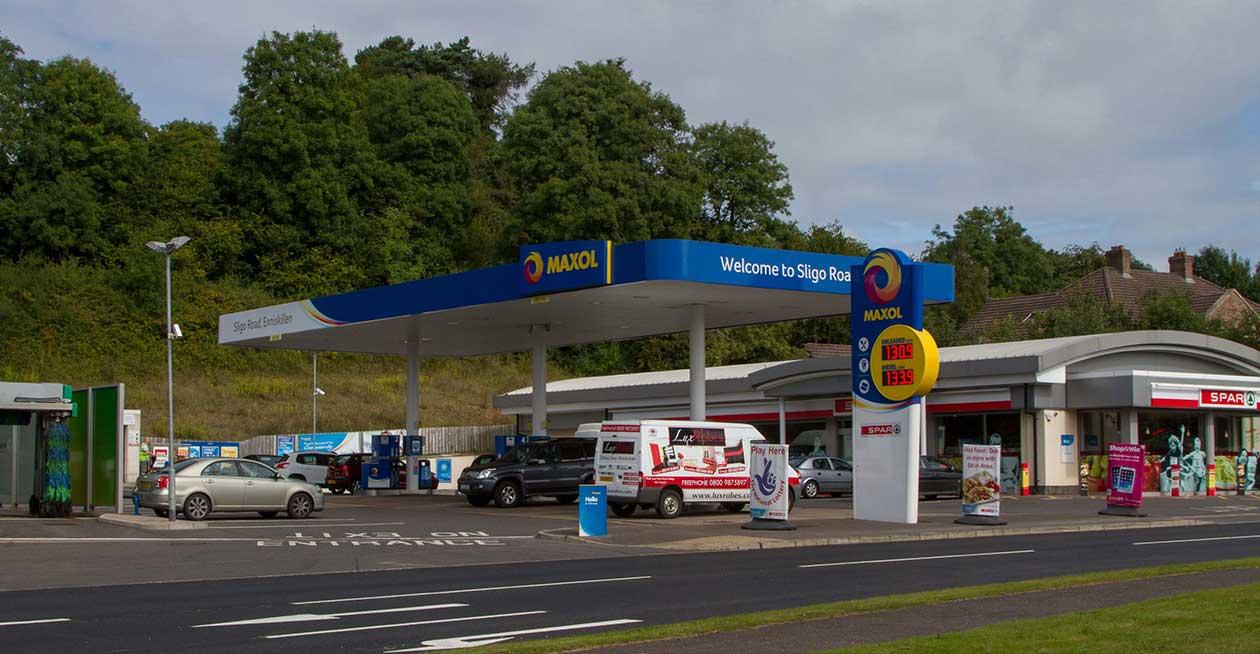 Sligo Road, Enniskillen Project Images
