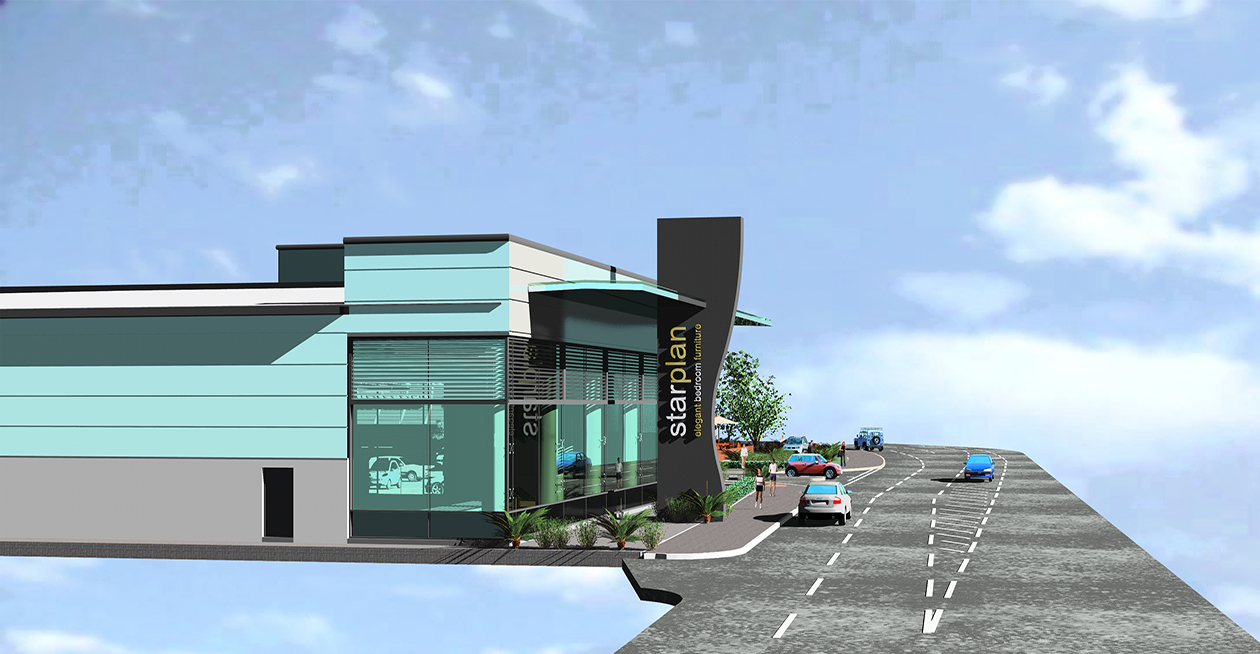 Starplan Development at Boucher Road, Belfast Project Images